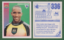 Newcastle United Shaka Hislop Trinidad & Tobago 336